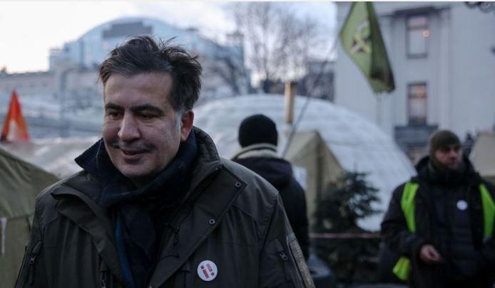 Financial Times: арест Саакашвили может спровоцировать новые протесты