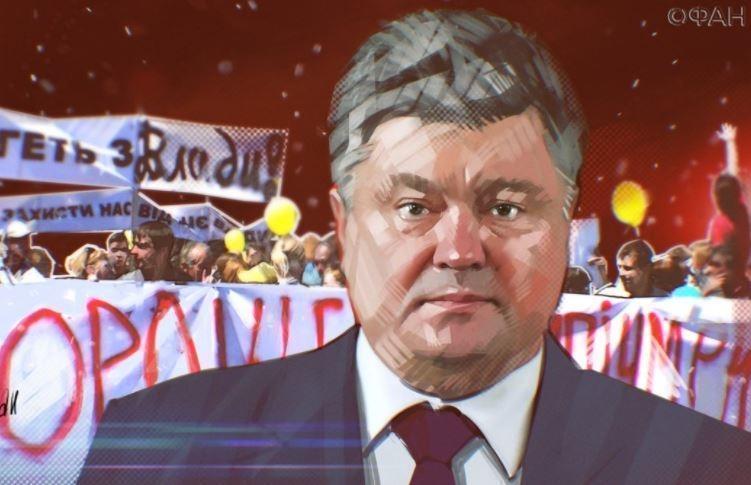 Беспомощный Порошенко не может справиться с Саакашвили — эксперт