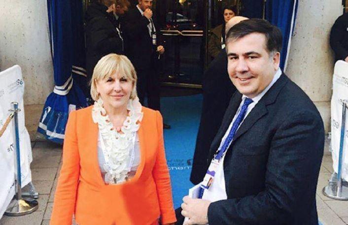 Мать Саакашвили высказалась про задержание сына