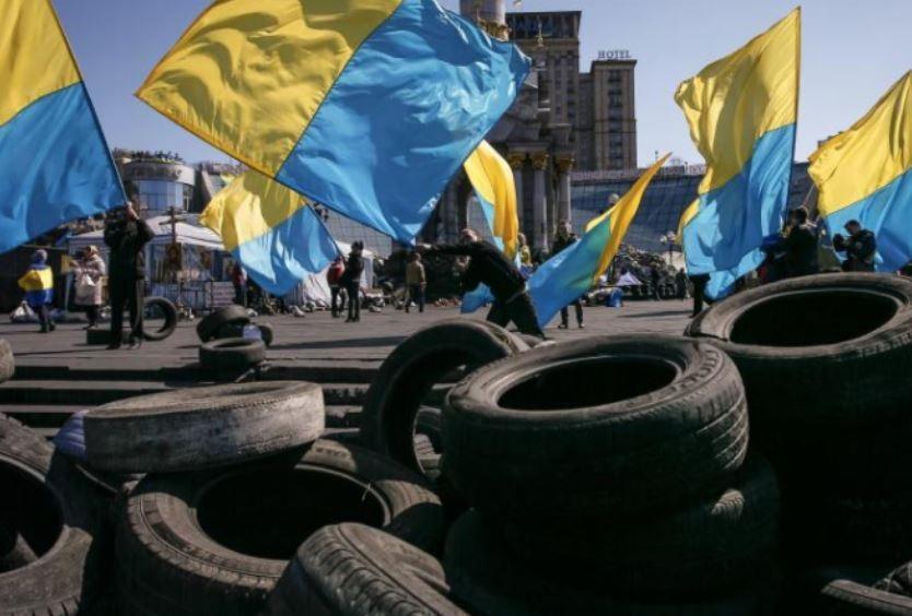 """На Украине призывают """"раздробить РФ на части"""""""