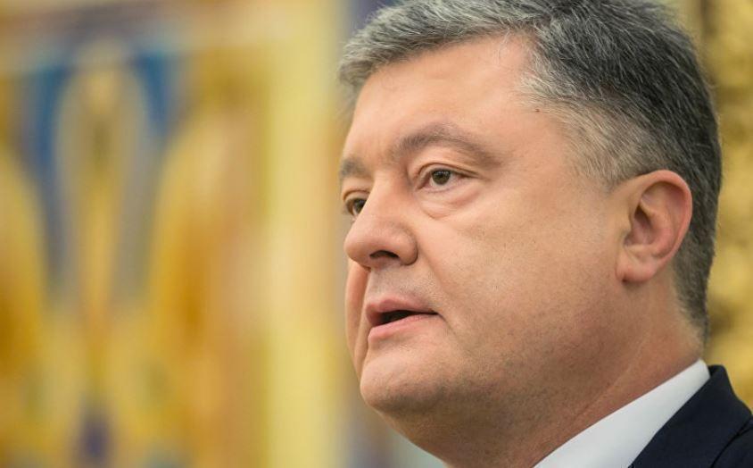 """Порошенко сказал спасибо крымчанам за """"непоколебимую веру"""" в Украину"""