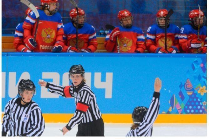 Результат хоккеисток РФ на Олимпиаде в Сочи аннулирован