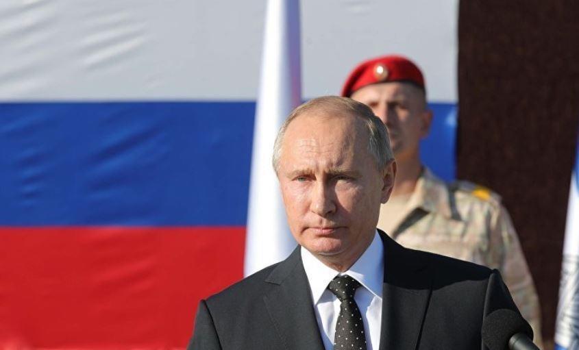 Путин начал приручать Ближний Восток