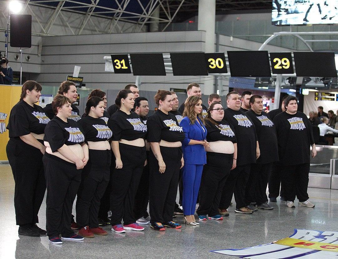 Анфиса Чехова заменила Юлию Ковальчук в шоу про похудение