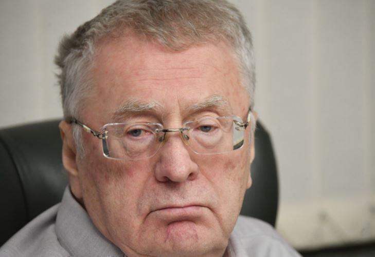 Жириновский недоволен вопросами Путину