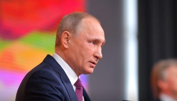 Как на Западе восприняли пресс-конференцию Путина