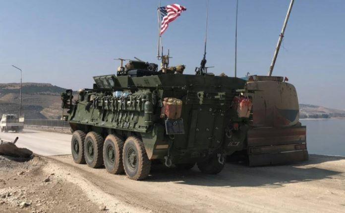 Минобороны РФ: Намерение Пентагона остаться в Сирии является обманом мировой общественности