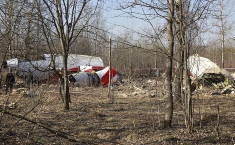 Польша прокомментировала слова Путина об авикатастрофе самолета президента Качиньского