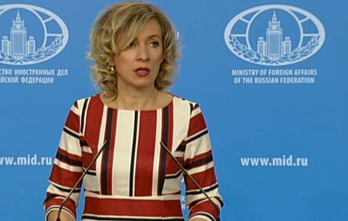 Захарова поведала, кто толкает Киев на новые военные авантюры