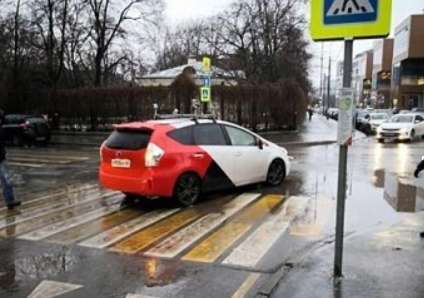 Беспилотные авто уже появились на улицах Москвы