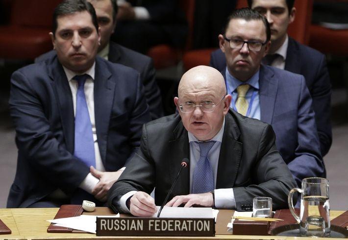 Постпред РФ в ООН призвал Климкина не путать Донбасс и КНДР