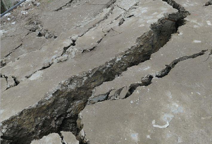 В Индонезии произошли сильные подземные толчки