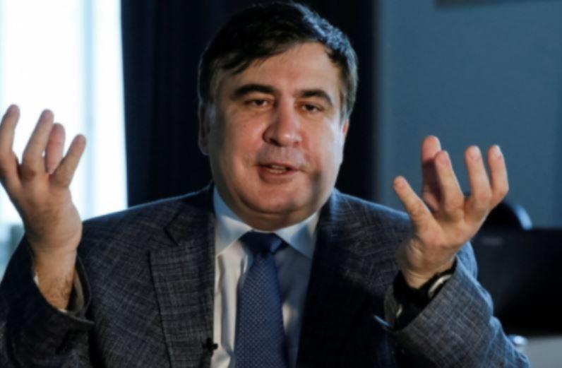 Саакашвили сказал, что готов умереть за Украину