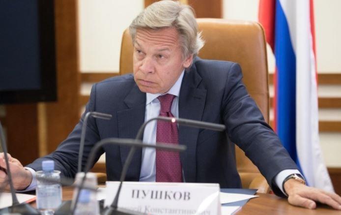 Пушков пояснил, почему звонок Трампа Путину не вызвал ажиотаж в РФ