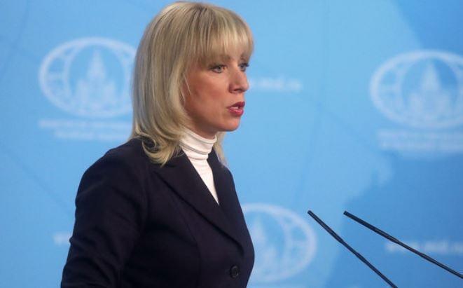 Захарова поведала о западном заговоре и животном страхе США