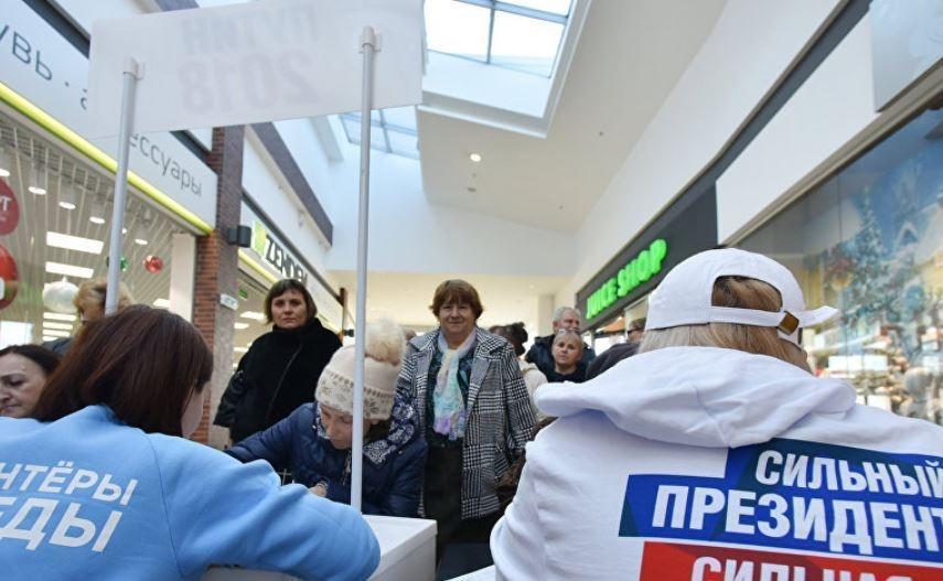Крымские татары сообщили о поддержке Путина на выборах
