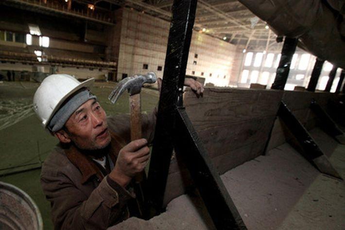 РФ начала высылать из страны рабочих из КНДР