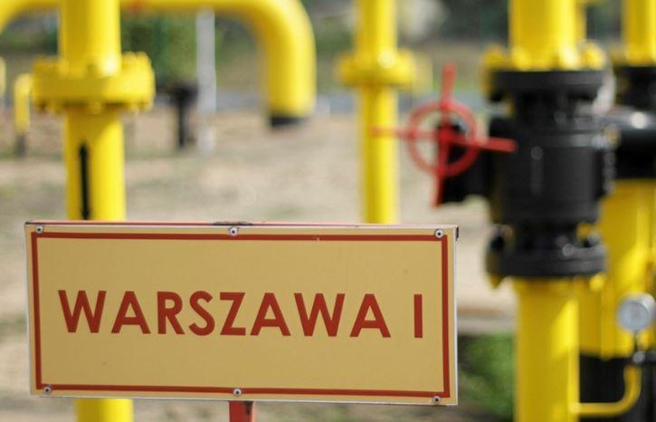 Польша прекращает закупки газа у РФ впервые за 74 года