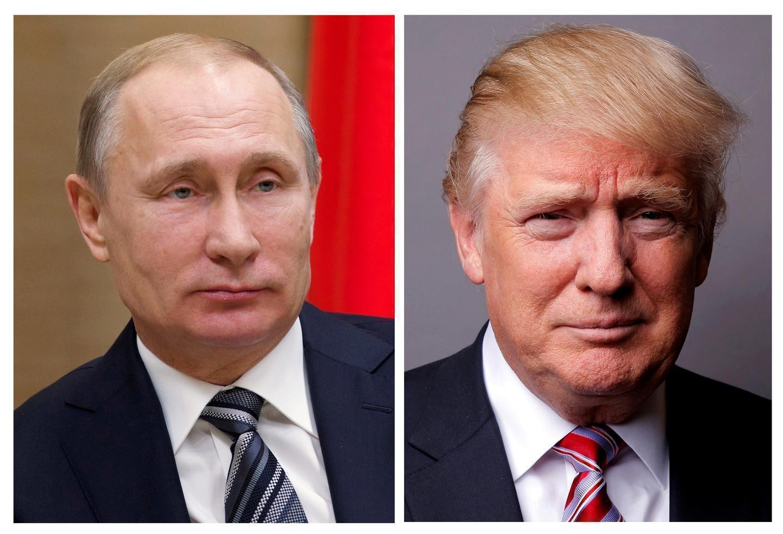 Белый дом рассказал о беседе Путина и Трампа по телефону