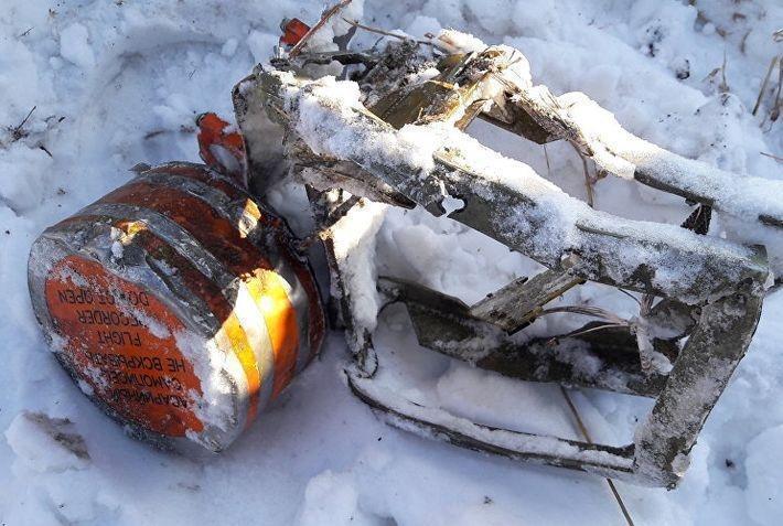 На самописце потерпевшего крупшение Ан-148 нашли запись последнего полета