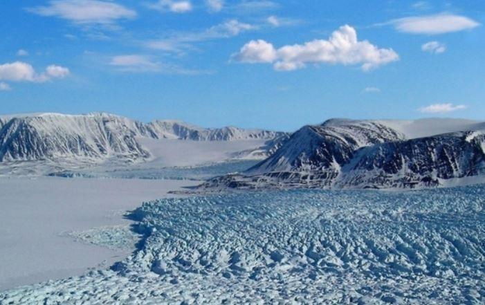 Школьники из Подмосковья смогли открыть новый остров в Арктике
