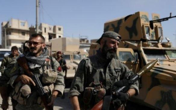 Стало известно точное число россиян, которые погибли в Сирии из-за удара США