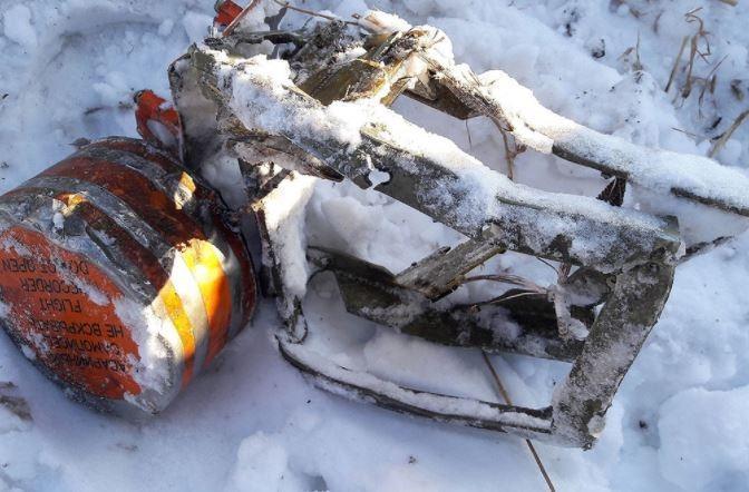 Ан-148 мог рухнуть из-за