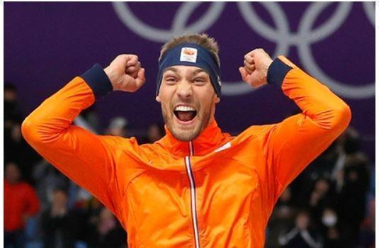 Голландец выиграл Олимпиаду и обрадовался отсутствию на ней соперника из РФ