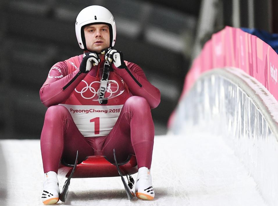 Саночник Павличенко досрочно возвращается с Олимпиады в Россию