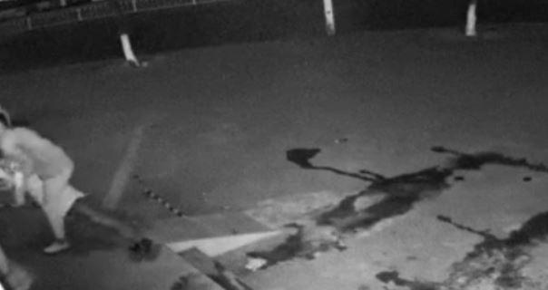 Китайская полиция обнародовала видео самого глупого ограбления в истории