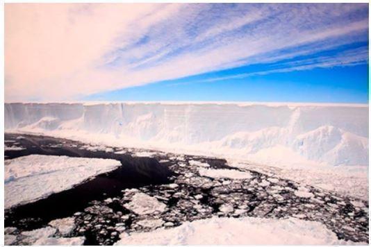 Под ледником обнаружили затерянный мир
