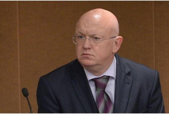Постпред РФ в ООН публично отчитал коллегу из США за некультурность