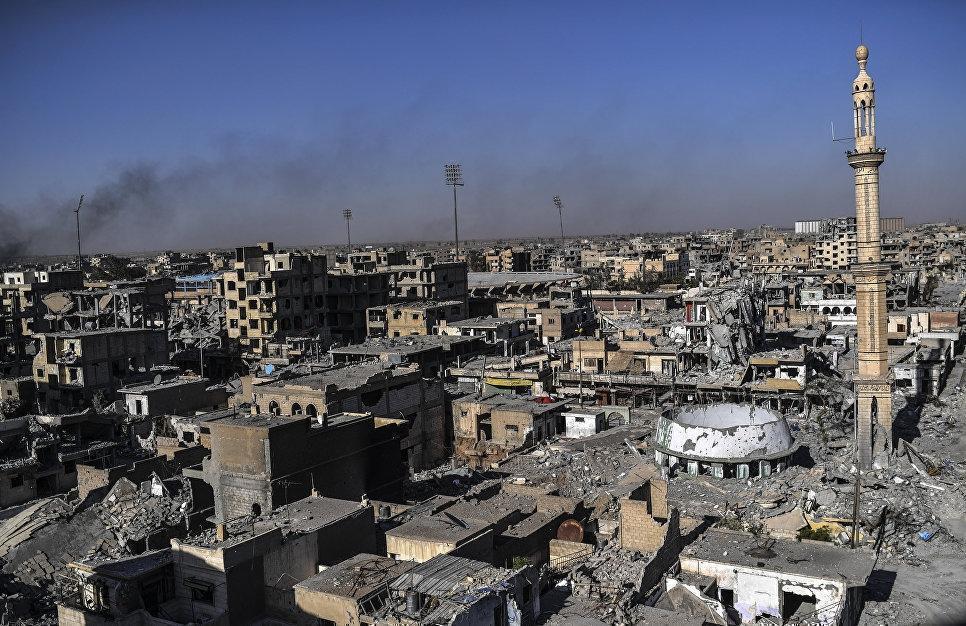 Госдеп: Россия заинтересована в продолжении конфликта в Сирии