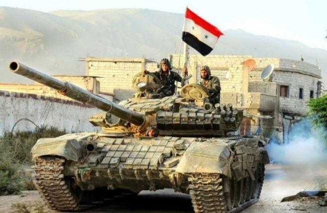 США угрожают применением силы против правительственных войск Сирии