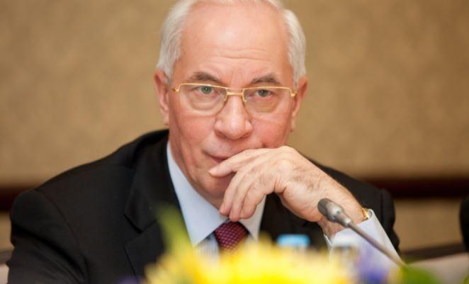 Азаров поведал о «самом очевидном» сценарии развития событий на Украине