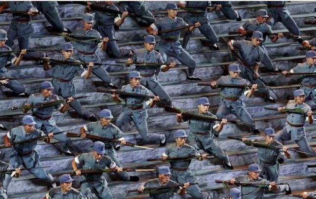 Die Presse: китайская армия будет «крепкой как камень»