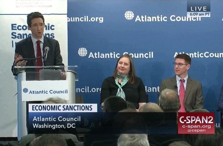 В Минфине США заявили о продолжении о работе по оказанию давления на РФ