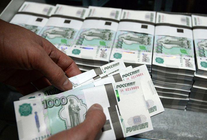 Инфляция в РФ впервые оказалсь ниже, чем у Штатов