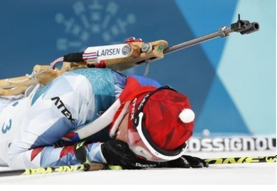Чешский биатлонист обвиняет РФ в угрозах и подмене допинг-проб