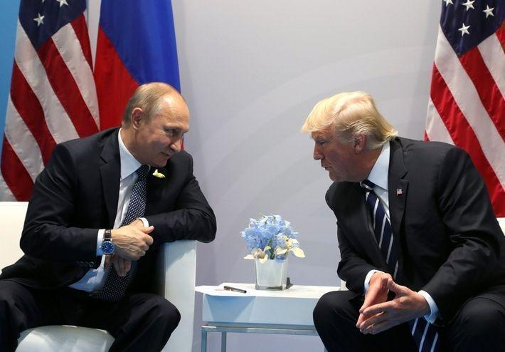 Трамп не собирается поздравлять Путина с победой на выборах