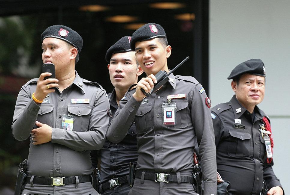 В аэропорту Таиланда задержали гражданина России