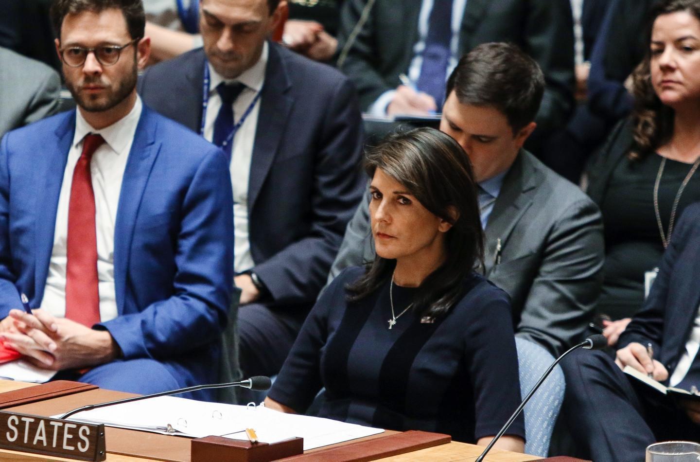 Хейли заявила о готовности Штатов нанести новый удар по Сирии