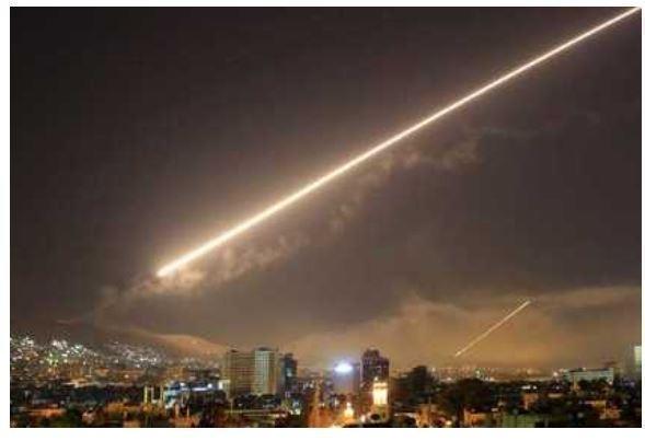 Сирийская оппозиция прокомментировала ракетную атаку США