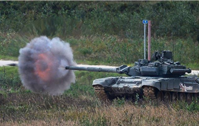 National Interest провел сравнение российского Т-90 и американского Абрамса