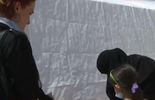 """Неопровержимое """"доказательство"""": корреспондентка CNN смогла унюхать следы химатаки на одежде"""