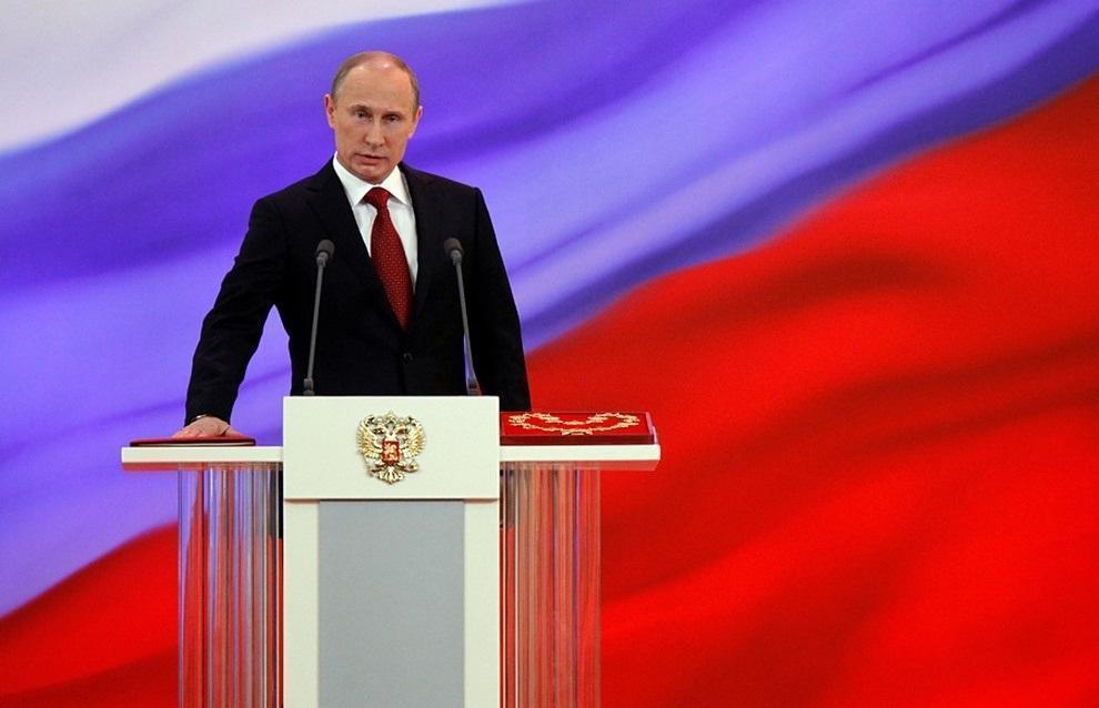 Welt: противников Путина могут быть тысячи, но за него - милллионы