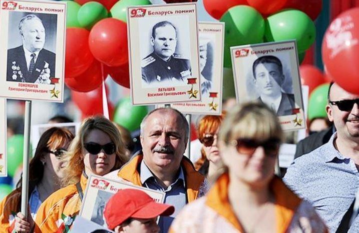Минские власти пояснили причину отказа от «Бессмертного полка»