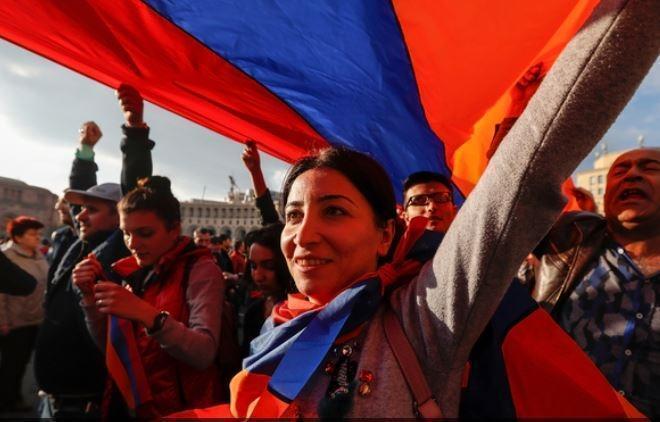 Армения тоже хочет безвиз с ЕС