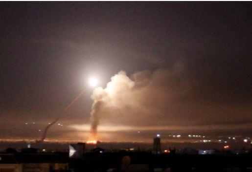 Израиль уничтожил отправленные Сирии российский «Бук» и советский С-200
