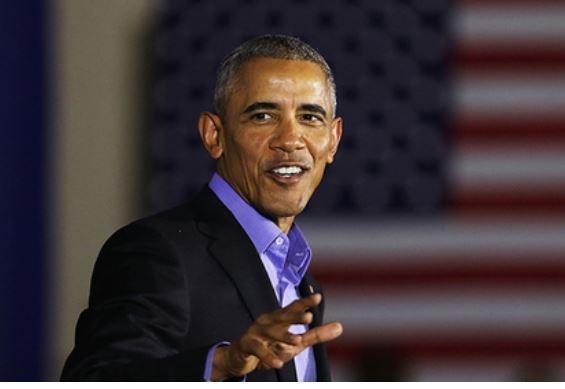 Обама обнаружил новую работу